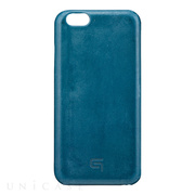 【iPhone6s/6 ケース】Bridle Leather Case (Navy)