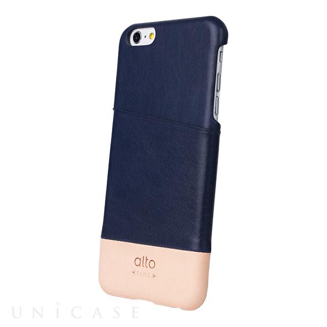 【iPhone6s Plus/6 Plus ケース】Metro (ネイビー/オリジナル)