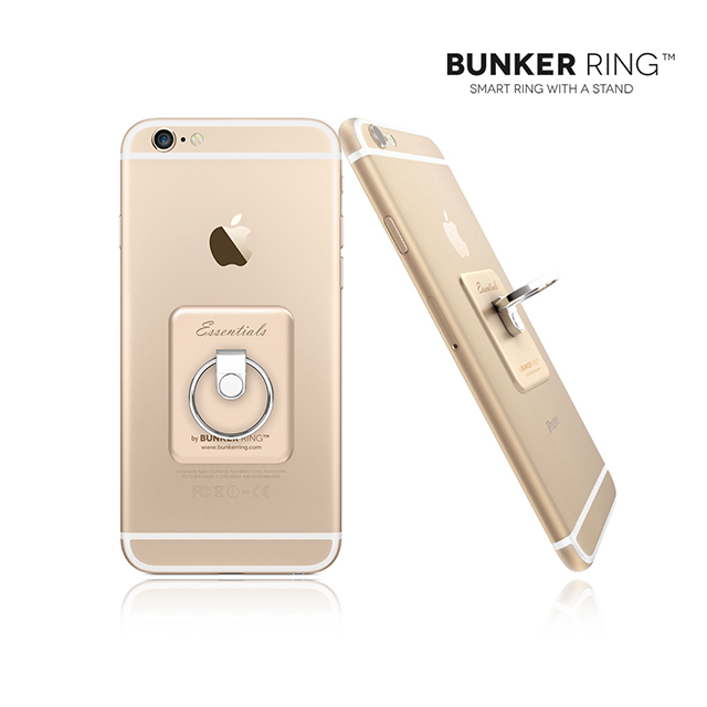 Bunker Ring Essentials <Multi Holder Pack> (Matte Gold)サブ画像