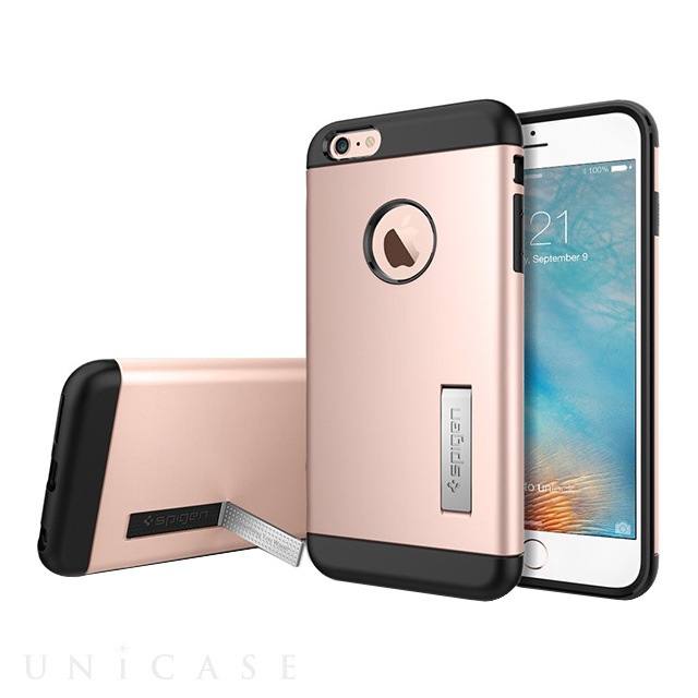 【iPhone6s Plus/6 Plus ケース】Slim Armor (Rose Gold)
