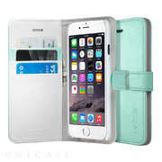 【iPhone6s Plus/6 Plus ケース】Wallet S (Mint)
