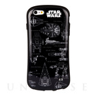 【iPhone6s Plus/6 Plus ケース】STAR WARS iface First Classケース (Vehicle Schematics)