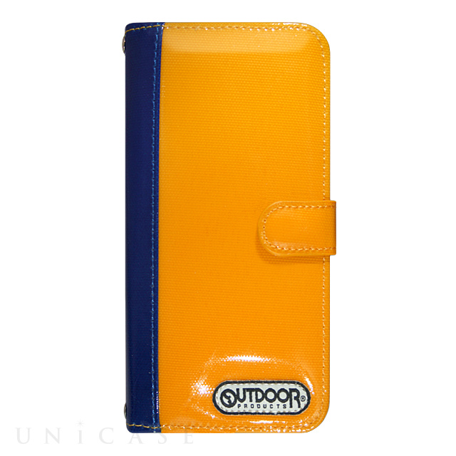 【限定】【iPhone6s/6 ケース】OUTDOOR Diary YellowxBlue for iPhone6s/6