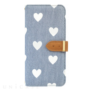【iPhone6s/6 ケース】Denim Diary Heart for iPhone6s/6