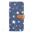 【iPhone6s/6 ケース】Denim Diary Star for iPhone6s/6