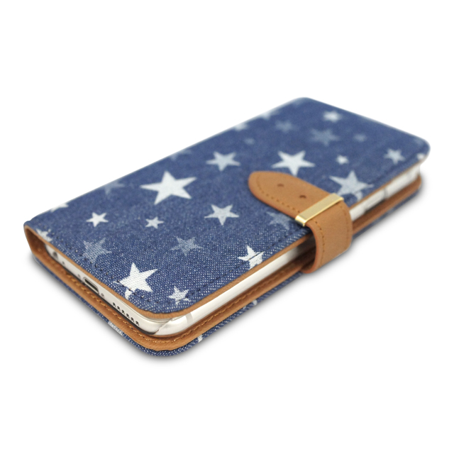 【iPhone6s/6 ケース】Denim Diary Star for iPhone6s/6サブ画像