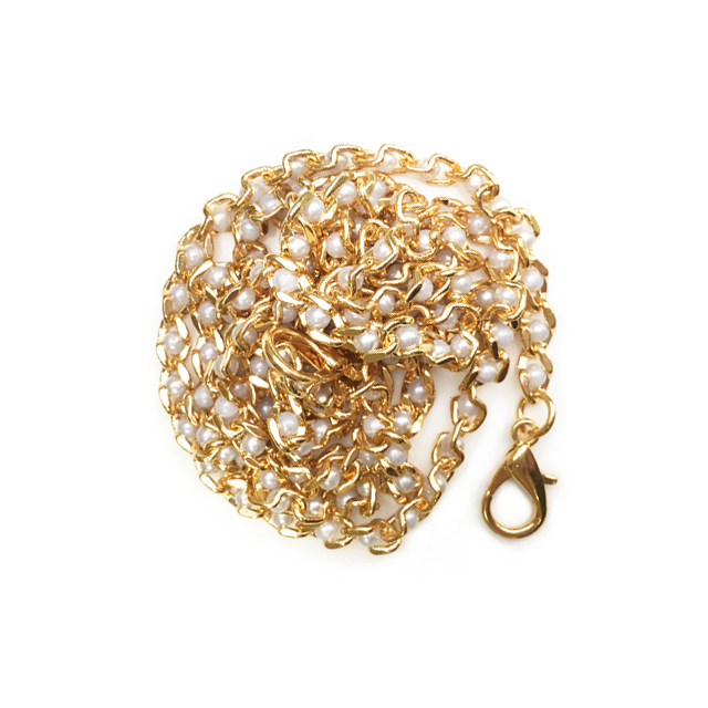 Shoulder Pearl Chain Goldサブ画像