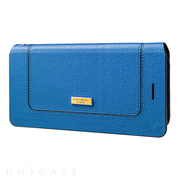 "【iPhone6s Plus/6 Plus ケース】Bag Type Leather Case ""Sac"" (Blue)"