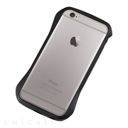 【iPhone6s Plus/6 Plus ケース】CLEAVE Aluminum Bumper (Meteor Black)
