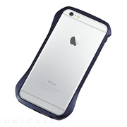 【iPhone6s Plus/6 Plus ケース】CLEAVE Aluminum Bumper (Midnight Blue)