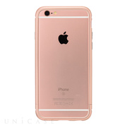 【iPhone6s Plus/6 Plus ケース】METAL BUMPER (ROSE GOLD)