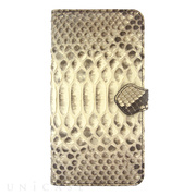 【iPhone6s Plus/6 Plus ケース】PYTHON Diary Natural for iPhone6s Plus/6 Plus