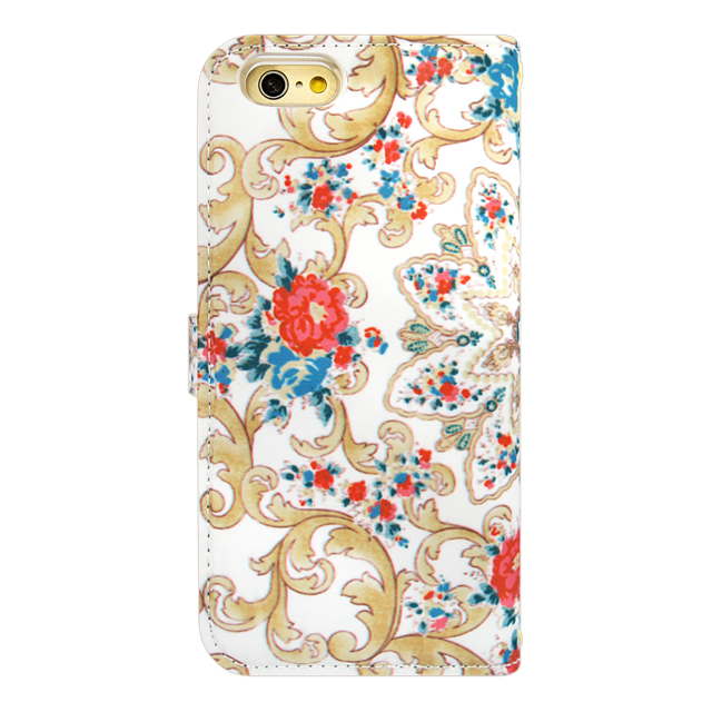 【iPhone6s/6 ケース】ROYAL PARTY Diary Resort WH for iPhone6s/6サブ画像
