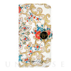 【iPhone6s/6 ケース 手帳型】ROYAL PARTY Diary Resort WH for iPhone6s/6