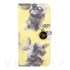 【限定】【iPhone6s/6 ケース 手帳型】ROYAL PARTY Diary Water Flower YE for iPhone6s/6