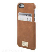 【iPhone6s/6 ケース】SOLO WALLET (DISTRESSED BROWN LEATHER)