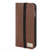 【iPhone6s Plus/6 Plus ケース】ICON WALLET (DARK BROWN)