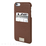 【iPhone6s Plus/6 Plus ケース】SOLO WALLET (DARK BROWN)