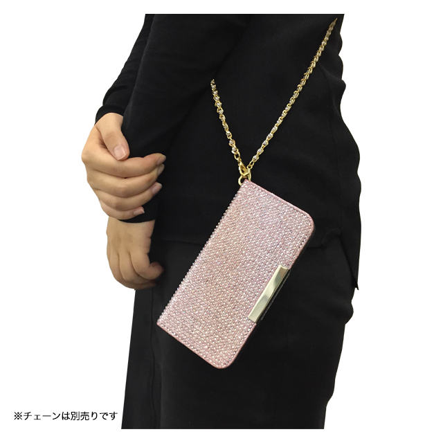 【iPhone6s Plus/6 Plus ケース】Victoria Diary Silver for iPhone6s Plus/6 Plusサブ画像
