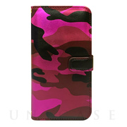 【iPhone6s/6 ケース】CAMO Diary Pink for iPhone6s/6
