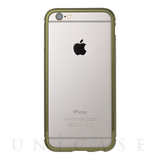 【iPhone6s/6 ケース】METAL BUMPER (ARMY GREEN)