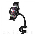 【カースタンド】Car Dashboard Mount Holder Mobile CLIP-ON BEND MOUNT (Casino Black)