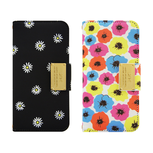 【iPhone6s/6 ケース】LAFINE Diary Daisy for iPhone6s/6サブ画像