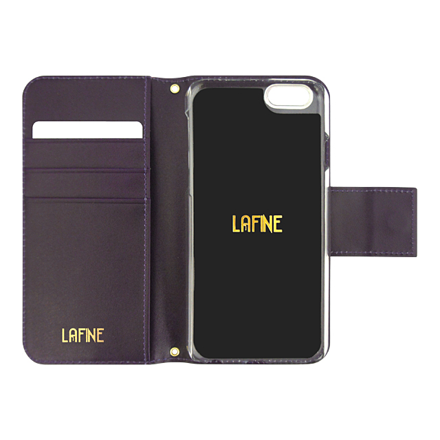 【iPhone6s/6 ケース】LAFINE Diary Pansy for iPhone6s/6サブ画像