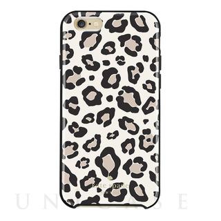 【iPhone6s/6 ケース】Hybrid Hardshell Case (Leopard Print)