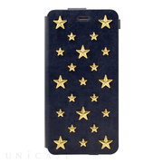 【iPhone6s Plus/6 Plus ケース】607P Star's Case (ネイビー)
