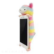 【iPhone8/7/6s/6 ケース】ALPACA Rainb...