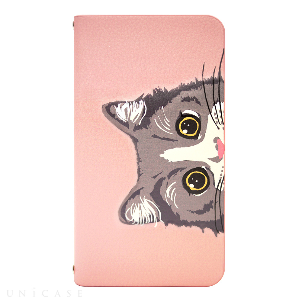 【iPhone6s/6 ケース】mag style Diary Cat for iPhone6s/6