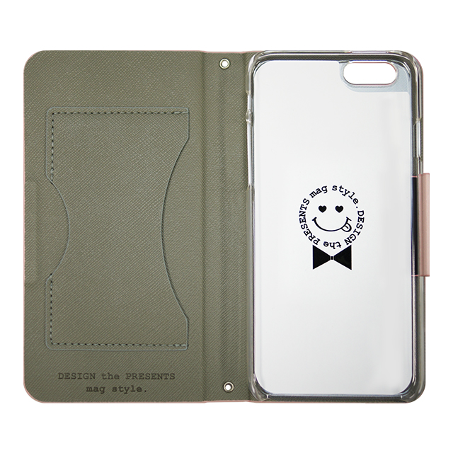 【iPhone6s/6 ケース】mag style Diary Cat for iPhone6s/6サブ画像