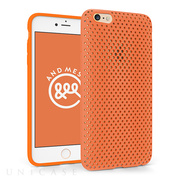 【iPhone6s Plus/6 Plus ケース】Mesh Case (Orange)
