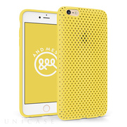 【iPhone6s Plus/6 Plus ケース】Mesh Case (Yellow)