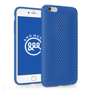 【iPhone6s Plus/6 Plus ケース】Mesh Case (Blue)