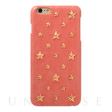 【iPhone6s Plus/6 Plus ケース】mononoff 605P Star's Case (ピンク)