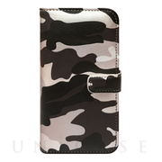 【iPhone6s Plus/6 Plus ケース】CAMO Diary Gray for iPhone6s Plus/6 Plus