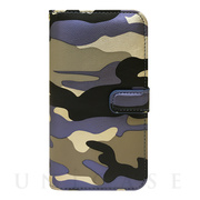 【iPhone6s Plus/6 Plus ケース】CAMO Diary Skyblue for iPhone6s Plus/6 Plus
