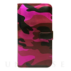 【iPhone6s Plus/6 Plus ケース】CAMO Diary Pink for iPhone6s Plus/6 Plus