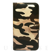 【iPhone6s Plus/6 Plus ケース】CAMO Diary Beige for iPhone6s Plus/6 Plus