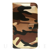 【iPhone6s Plus/6 Plus ケース】CAMO Diary Brown for iPhone6s Plus/6 Plus