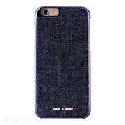 【iPhone6s/6 ケース】Cover denim (Blue)
