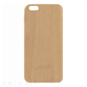 【iPhone6s/6 ケース】Skinny Soft Case TIMBER (Natural Wood)