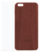 【iPhone6s Plus/6 Plus ケース】Skinny Soft Case TIMBER (Red Wood)