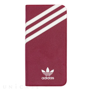 【iPhone6s/6 ケース】Suede Booklet Ca...