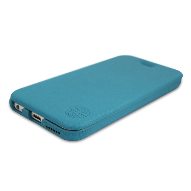 【iPhone6s/6 ケース】TRANS CONTINENTS Diary Blue for iPhone6s/6サブ画像