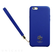 【iPhone6s Plus/6 Plus ケース】Amber Lu PU Case (Blue)