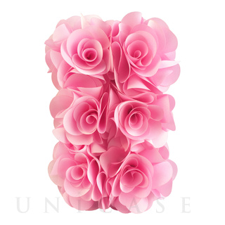 【限定】【iPhone6s/6 ケース】Flower Diary Pink