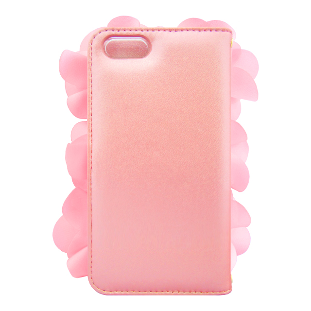 【iPhone6s/6 ケース】Flower Diary Pink for iPhone6s/6サブ画像